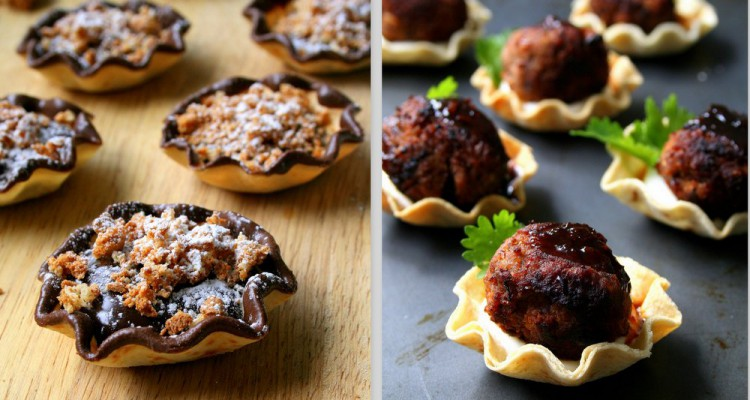 Sweet savoury canapes spice4life for Sweet canape ideas