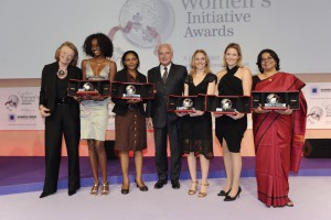 CARTIER WOMEN'S INITIATIVE AWARDS: THE FINALIST