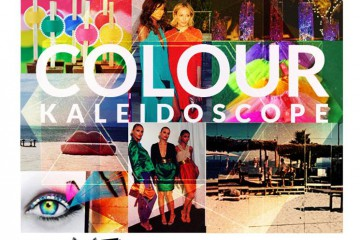 COLOUR KALEIDOSCOPE - INVITE