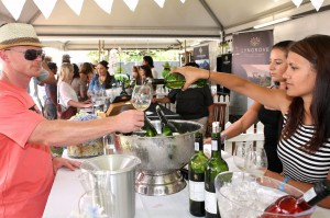 Taste a great selection of top quality wines at the Stellenbosch Wine Festival from 30 January to 1 February at Coetzenburg.