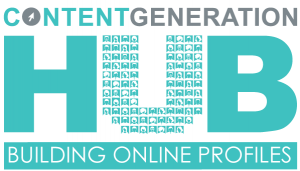 THE CONTENT GENERATION HUB