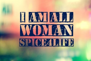 I AM ALL WOMAN