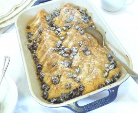 Bread & Butter Pudding 2