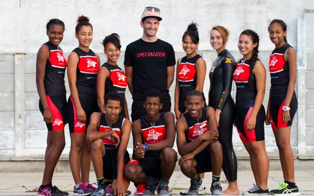 Virgin Active Tri-team