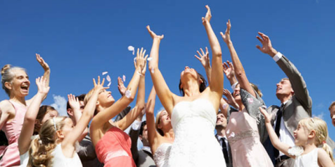 NINE STRANGEST WEDDING TRADITIONS FROM AROUND THE WORLD