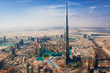 Dubai's popularity with visitors continues to rise