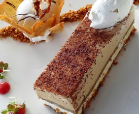 Ginger Tiramisu by Mercedez Karelse (HR)