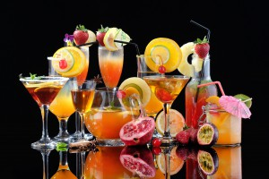 Rooibos cocktails