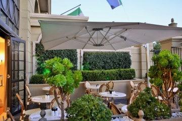 Cafe Royale patio