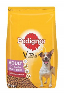Pedigree Small Breed - Beef LR