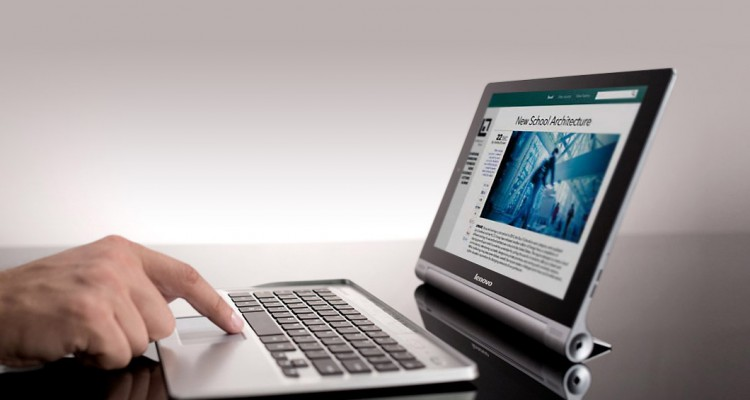 Lenovo™ Launches New Travel-ready Windows® 10 Tablet and