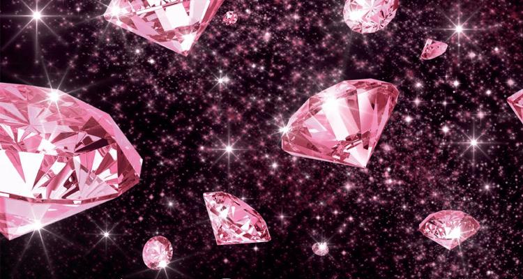 pongrácz lets love sparkle boldly with pink diamonds spice4life