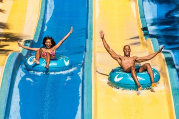 Mr and Miss ushaka at wet n wild - reduced