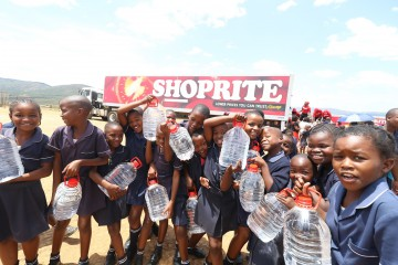 Shoprite Drought Assistance