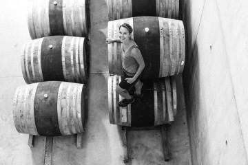Waterkloof winemaker Nadia Barnard HR 1