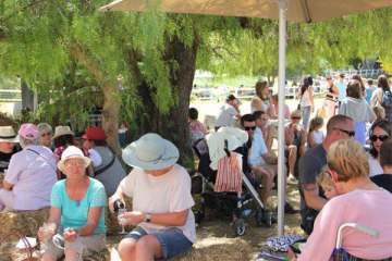 Groote Post April Market