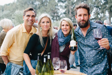 Bot River gets hairy for the love of wine and camaraderie