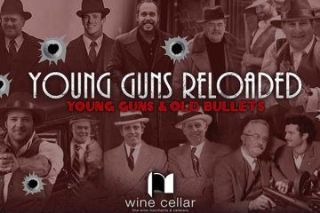 Young Guns: SA's most anticipated wine event 'reloaded' in 2016