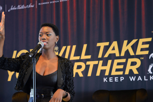 Johnnie Walker announces partnership with Lira