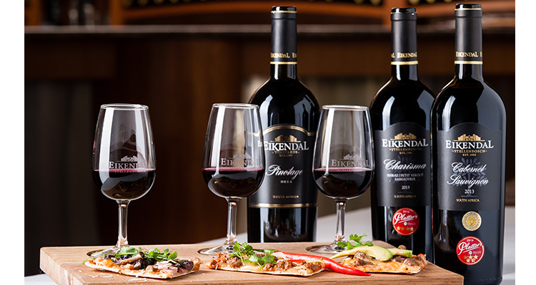 Eikendal warms up with Winter Pizza & Wine Pairings
