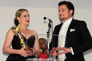 Glittering Mercedes-Benz International South Africa Fashion Film Festival awards ceremony held in Cape Town