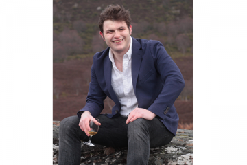 ANGUS UPTON: NEW GLOBAL AMBASSADOR FOR BUNNAHABHAIN