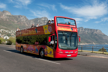 PAY IT FORWARD THIS MANDELA DAY WITH CITY SIGHTSEEING
