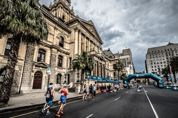 MAJOR BENEFITS TO BE REAPED FROM SANLAM CAPE TOWN MARATHON