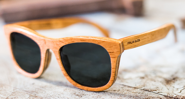INTRODUCING THE WORLD'S FIRST SCOTCH WHISKY (SUN) GLASSES