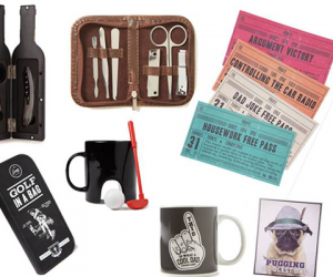 TYPO - FATHER'S DAY GIFT IDEAS