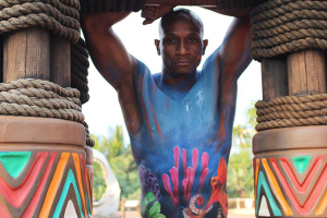 BODY ART AT USHAKA MARINE WORLD