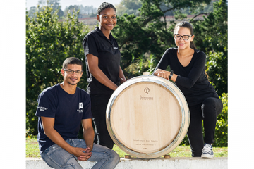 CAPE WINEMAKERS GUILD PROTÉGÉS CREATE THEIR OWN UNIQUE WINES