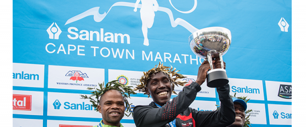 SANLAM CAPE TOWN MARATHON PLAYING ITS PART TO PROTECT THE ENVIRONMENT