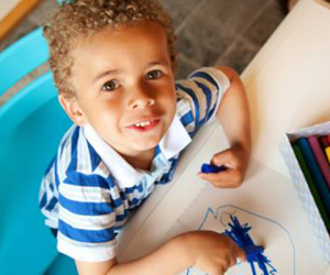 BARNEY DRIVES THE IMPORTANCE OF EARLY CHILDHOOD DEVELOPMENT THROUGH PLAY