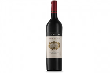 FLEUR DU CAP HITS THE HIGH NOTES IN CABERNET SAUVIGNON REPORT