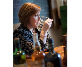 DR KIRSTIE MCCALLUM: ONE OF SELECT GROUP OF WOMEN IN WHISKY