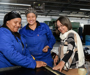 ATLANTIS IS BECOMING A HUB OF ENTREPRENEURSHIP, MANUFACTURING AND INVESTMENT IN THE GREEN ECONOMY