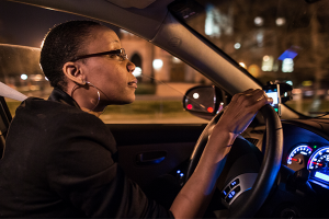 TIPS FOR WOMEN DRIVING ALONE