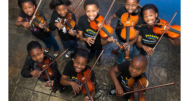 Artscape New Lunch Hour Concerts & Youth Month Launch