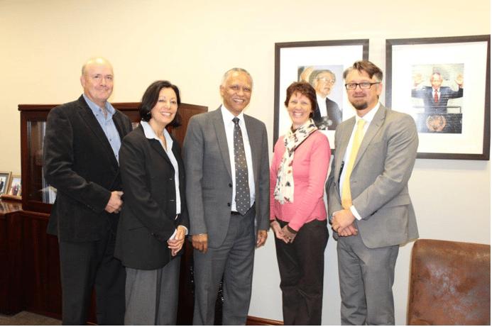 POWERFUL PARTNERSHIP TO HELP BUILD FUTURE HEALTH LEADERS