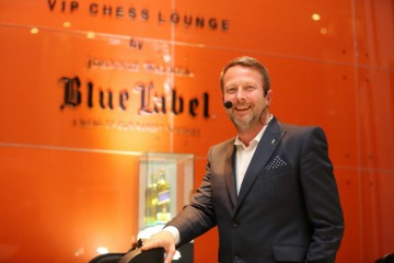 JOHNNIE WALKER PRESENTS...SYMPHONY IN BLUE