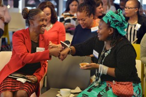 CAPE TOWN'S WOMEN ENTREPRENEURS 'LEAN IN' FOR GREATER BUSINESS SUCCESS WITH LIONESSES OF AFRICA