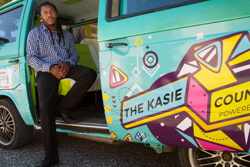MENTAL HEALTH GOES MOBILE IN KHAYELITSHA