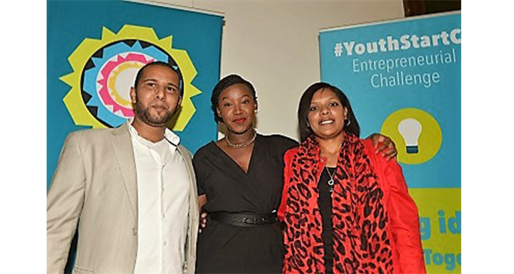 #YouthStartCT WINNERS TOP OF THE ENTREPRENEURS CLASS
