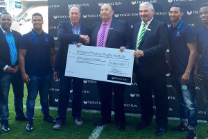 TSOGO SUN IINVESTS IN WESTERN PROVINCE RUGBY'S FUTURE