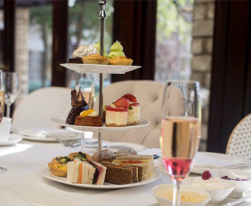 INDULGE IN A WINTER HIGH TEA TREAT AT THE PALAZZO