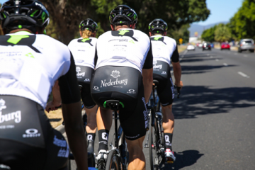 UNITE WITH NEDERBURG AS TOUR DE FRANCE BEGINS