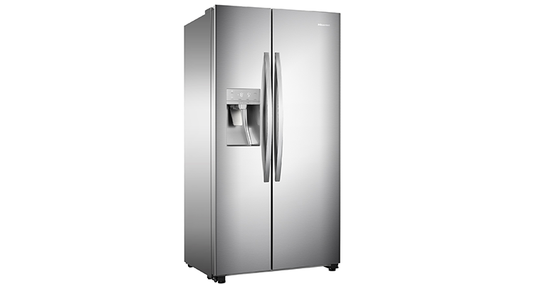 HISENSE'S NEW ICE MAKER FRIDGE BRINGS ICE INFINITY TO THE KITCHEN