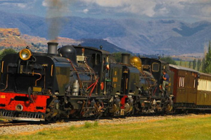 THE SPECTACULAR STEAM AND HERITAGE STARS OF SANDSTONE FESTIVAL IS SET