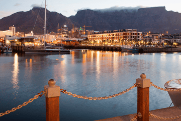Mandela Day activities at the V&A Waterfront